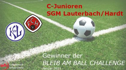 C-Junioren-BleibamBall